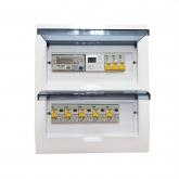 Квартирный щиток учета электроэнергии 24 модуля (2 комнатная квартира)