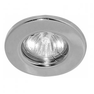 Светильник точечный 35Вт (G5.3,12В,серебро)
