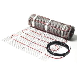 Нагревательный мат DTIF-150 (0,45х6м²,150Вт/м²,220В)