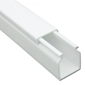 Кабель-канал 20x10мм белый ЭЛЕКОР (96м) (CKK10-020-010-1-K01)