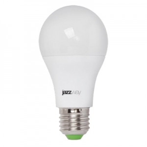 Лампа светодиодная LED 10Вт E27 теплый матовая груша (1033697)