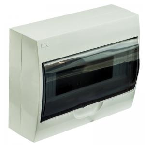 Щит навесной ЩРн-П-12 IP40 пластиковый белый (MKP12-N-12-40-10)