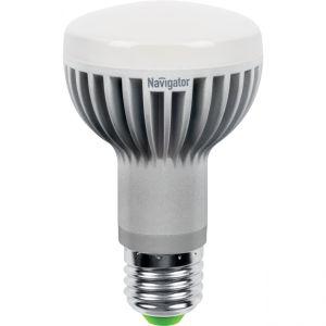 Лампа светодиодная LED зеркальная 5вт E27 R63 теплая (94258 NLL-R)