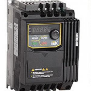 Преобразователь частоты CONTROL-C600 380В 3Ф 3.7кВт (CNT-C600D33V037TM)
