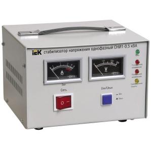 Стабилизатор напряжения однофазный 10 кВА ИЭК СНИ1-10 кВА (IVS10-1-10000)