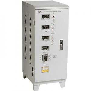 Стабилизатор напряжения трехфазный СНИ3-60кВА ИЭК (IVS10-3-60000)