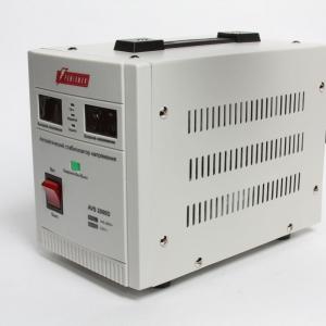 Стабилизатор напряжения однофазный 2 кВА AVS 2000 D Powerman