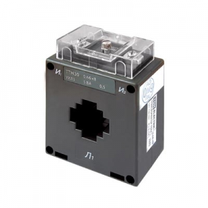Трансформатор тока ТТИ-30 300/5А (5ВА класс 0,5S)