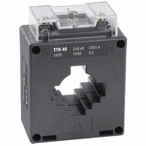 Трансформатор тока ТТИ-40 300/5А (5ВА класс 0,5)
