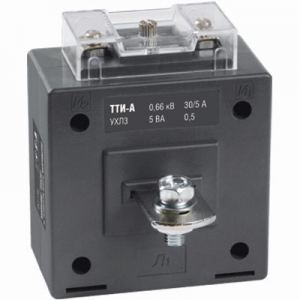 Трансформатор тока ТТИ-А 200/5А (5ВА класс 0,5)