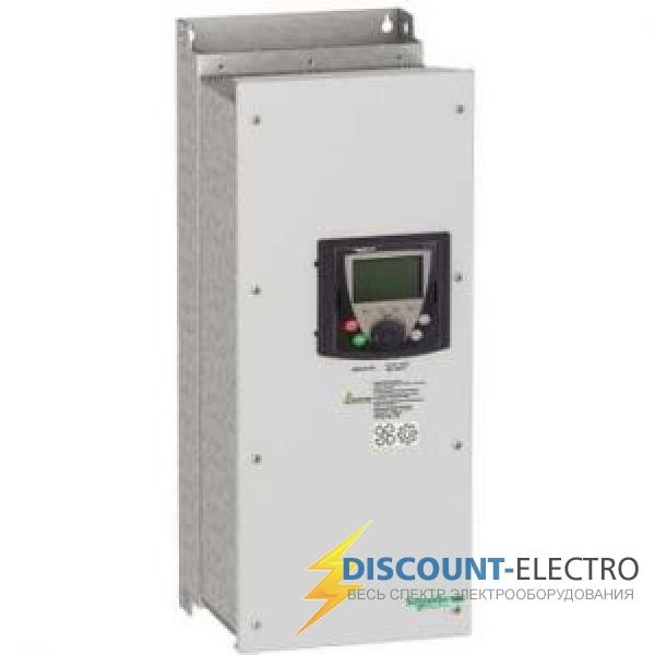 Преобразователь частоты 30kW 480В  IP54 (ATV61WD30N4)
