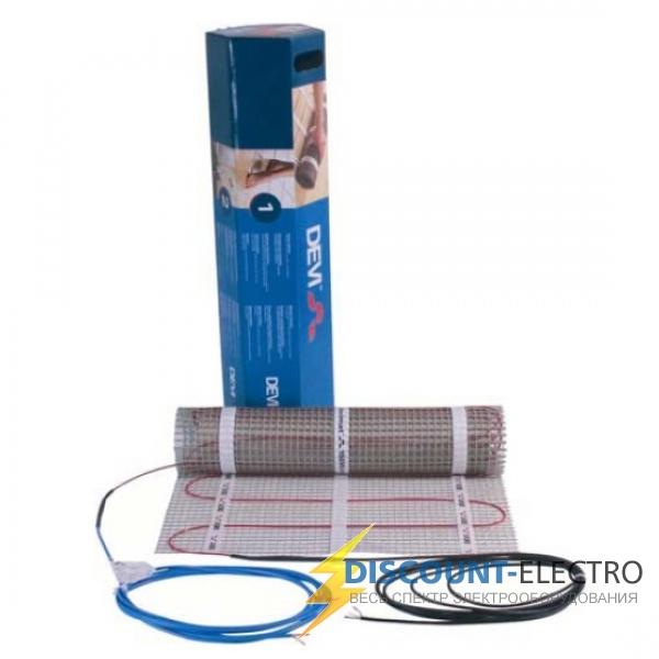 Мат нагревательный одножильный DEVIheat DSVF-150 0.45х8м 600W (140F0335)