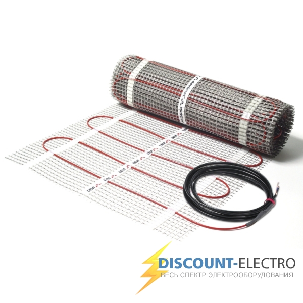 Мат нагревательный двухжильный Devimat DTIF-150 0.45х24м 1800Вт (140F0458)